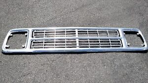 1979 Dodge Truck Grille and Fenders