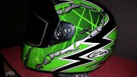 "Snowmobile (Motor Cycle) Helmet  ZOX ""Ripper"""