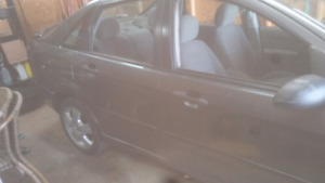 03 ford focus as is