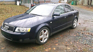 GREAT DEAL 2004 AUDI A4 ALL WHEEL DRIVE