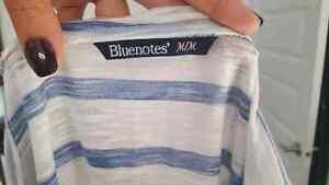 Stripped Bluenotes T-shirt Gatineau Ottawa / Gatineau Area image 2