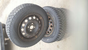 4-185/70/14 Brand New Winter Tires