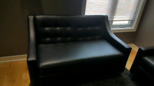 Sofa and loveseat on sale