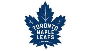 Row 2 Balcony Tickets: Toronto Maple Leafs vs. Winnipeg Jets