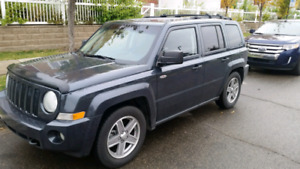 2008 Jeep Patriot North Edition 4x4 Low Km