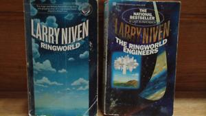Larry Niven: Ringworld series