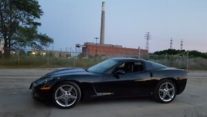2006 Chevrolet Corvette coupe 3lt z51 Coupe (2 door)