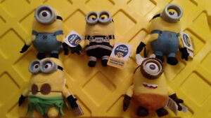 Talking Minions Despicable Me 3 Deluxe Talking Plush Buddy