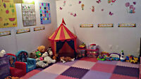 Garderie/Daycare Montreal ouest/NDG **** 2 PLACES DISPONIBLES