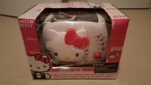 Hello Kitty 2-Slice Wide Slot Toaster (Mint)