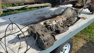 TH400 + transfer case NP205