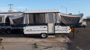 Pop up tent trailers BLOW OUT SALE