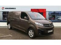 2020 Vauxhall Vivaro L1 Diesel 3100 2.0d 120PS Elite H1 Van Van Diesel Manual