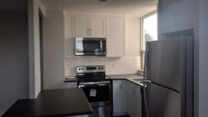 Clean one bedroom in 2BR apartment @ Bathurst