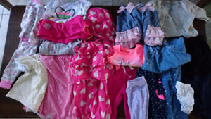 Vêtements bébé/enfant, fille, 6-12 mois