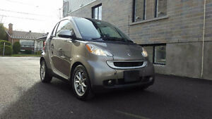 Smart Fortwo Pure 2009 ((117000km)) ((Automatic))