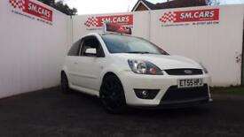 2006 55 FORD FIESTA ST 2.0.STUNNING,FITTED WITH RACE CAMS,FINANCE AVAILABLE .