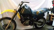 Rare 1985 Suzuki DR 600S, Sale as is or Swap For, St Marys Penrith Area Preview