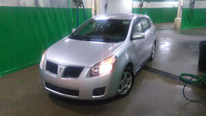 2010 Pontiac Vibe / Toyota matrix Crossover 5 speed manual