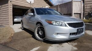 *UPGRADED* Fully Loaded 2008 Honda Accord EX-L (Coupe)