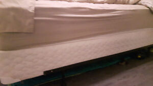 Queen size box spring only