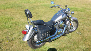 Awesome Vulcan 800! Has to go can't store it! 2700 OBO