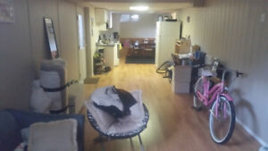 Large 1 bedroom. Suite approximately 800 Sq feet