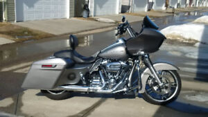 Bad Dad Touring Extended Side Covers Harley