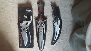 Collectable knives