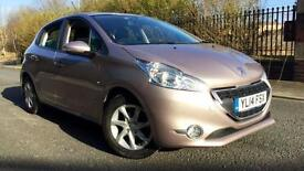 2014 Peugeot 208 1.2 VTi Active 5dr Manual Petrol Hatchback