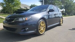 2008 Subaru Wrx 16,995 winter is coming