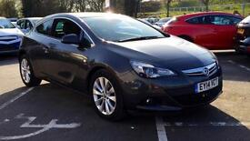 2014 Vauxhall Astra GTC 2.0 CDTi 16V SRi Automatic Diesel Coupe