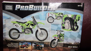 DIRT BIKE MEGA BLOCKS Kingston Kingston Area image 3