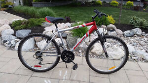 SuperCycle XTL18 18-speed Mountain bike / bicycle