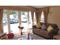 ABI Westwood 3 bedroom 8 berth static caravan for sale at Pendine Sands
