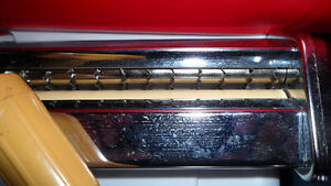 VINTAGE Marcato TIPO LUSSO MODEL 150 Pasta Machine. Made Italy. Prince George British Columbia image 4