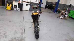 2008 ktm xcw xc-w 250 two stroke cash or trade for sled Edmonton Edmonton Area image 4