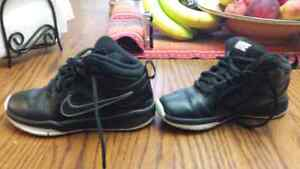 Nike basketball shoes - size 12 children