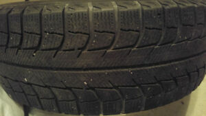 Michelin X-Ice 195/65R15 tires