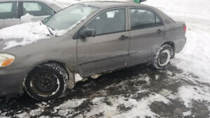 2003 Toyota Corolla 62k Auto, Air, Drives Great!