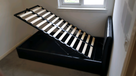 Single Ottoman Bed Frame
