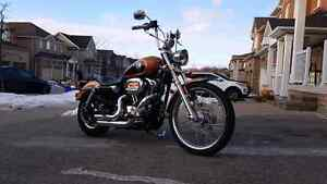 2008 Sportster 105th Anniversary numbered bike - MINT!