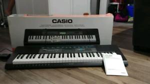 Clavier Casio CTK-2550