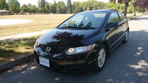 2009 Honda Civic DX-G 2 Door Coupe