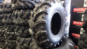 Swamp Witch ATV tires