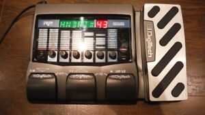 For Sale Digitech RP350 multi-effects pedal