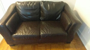 Moving sale! Selling two couches and a queen bed