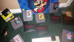 Nintendo NES bundle Mario 1 2 3 Tmnt Final Fantasy++ snes n64  London Ontario image 1
