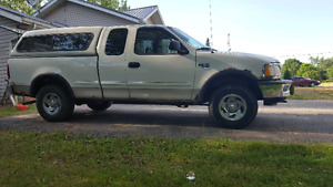 98 f 150 4x4 parts or sell whole