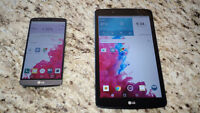 LG G3 and Tablet bundle buy or trade